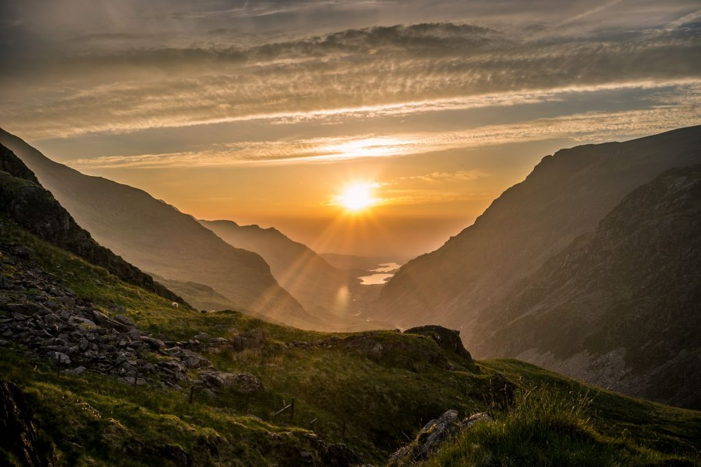 Geheimnisvolles Snowdonia